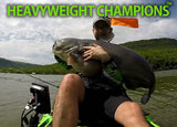 Heavyweight Championship Reel - Catfishing Reel by Catfish Sumo