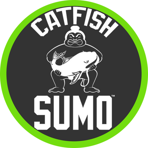 Catfish Sumo Heavyweight Champion Decals