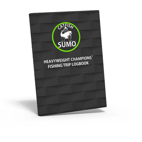 Catfish Sumo Heavyweight Champions Fishing Trip Logbook