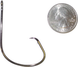 Sumo Sweeper Hooks, Circle, Offset, Sharp for Trophy Catfish
