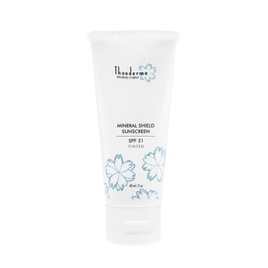 MINERAL SHIELD Sunscreen SPF 31 UVA/ UVB