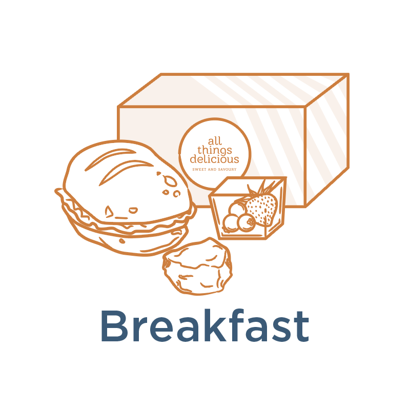 See all our breakfast boxes