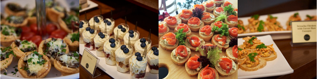 Catering for corporate parties and events