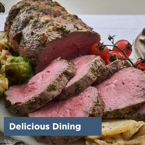 Christmas Dining - mini buffets - catering