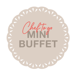 See our Mini Buffet Catering Menu