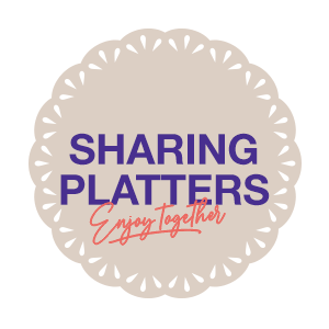 See our Sharing Platters Catering Menu