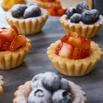 Box of 36 Mini Fruit Tarts