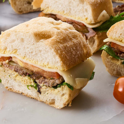 Assorted Premium Finger Sandwiches - Premium (for 12-16 persons)