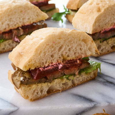 Assorted Finger Sandwiches - Premium (for 8-10 people)