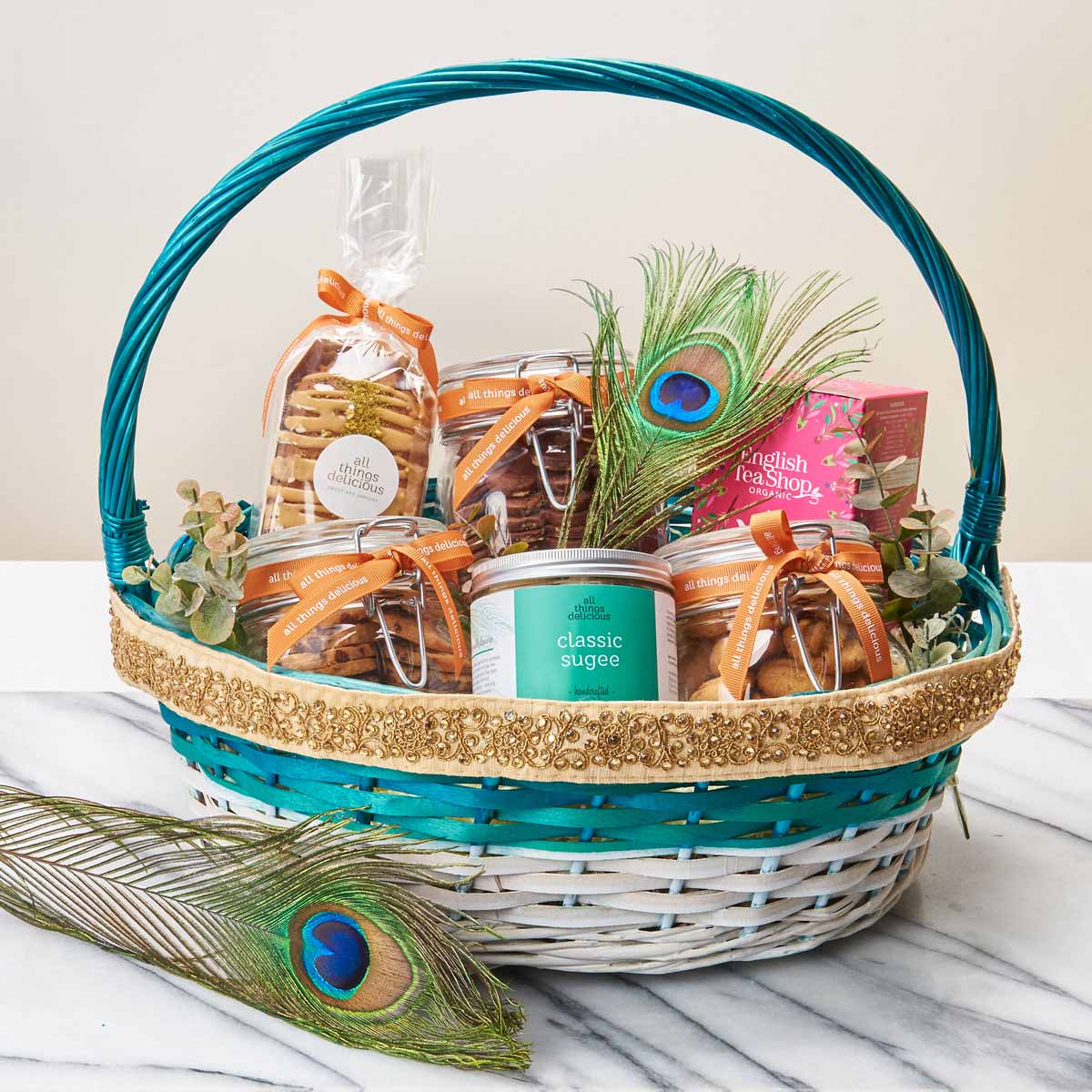 Deepavali Hamper Basket (LARGE)