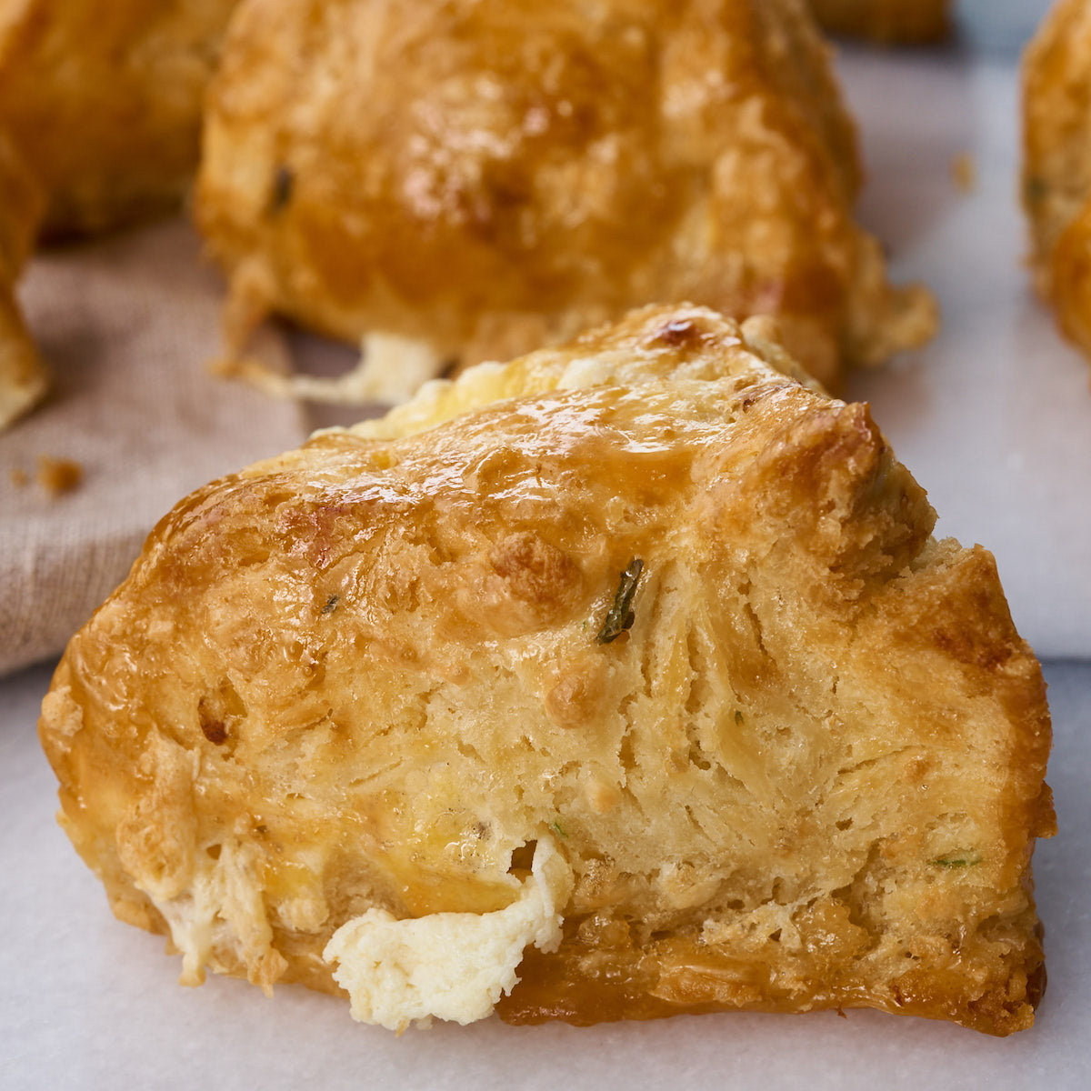 Scallion Feta Scones (Box of 6)