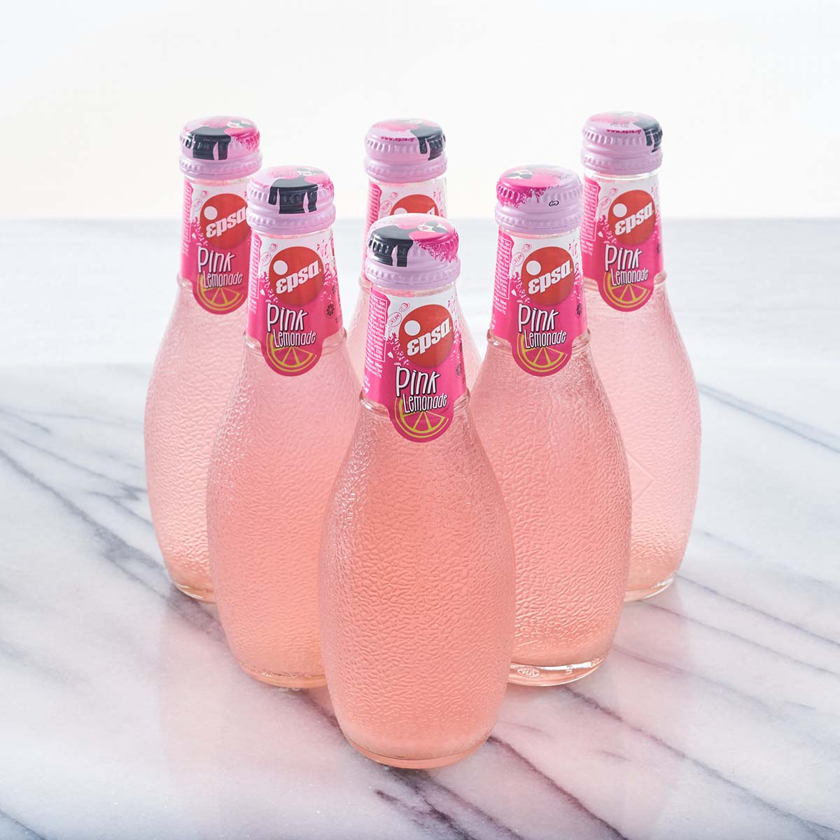 Sparkling Juice Drinks - Pink Lemonade