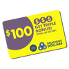 Delicious Dollars - $100 Top Up