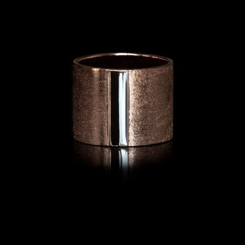 Tunnel Ring Rose Gold