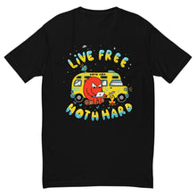 THE HOTH Live Free Short Sleeve T-shirt
