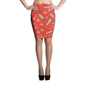 HOTH Bunches Pencil Skirt