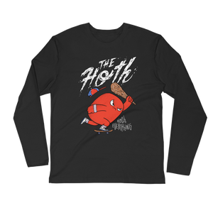 HOTH Skate - Long Sleeve Fitted Crew