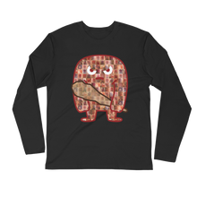 HOTH Tattoos - Long Sleeve Fitted Crew