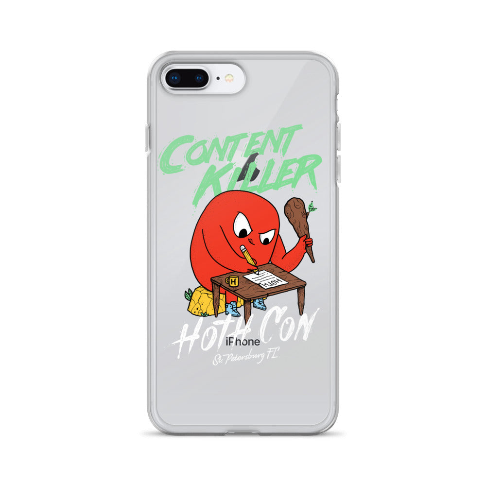 HOTH Content iPhone Case