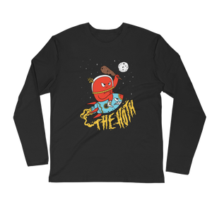 HOTH Rocket - Long Sleeve Fitted Crew