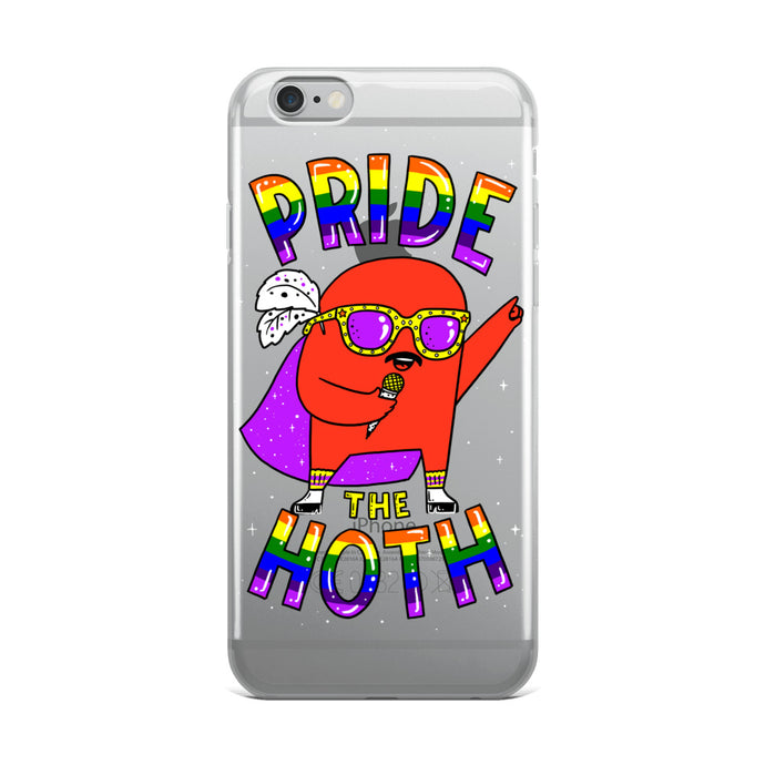 HOTH Pride iPhone Case