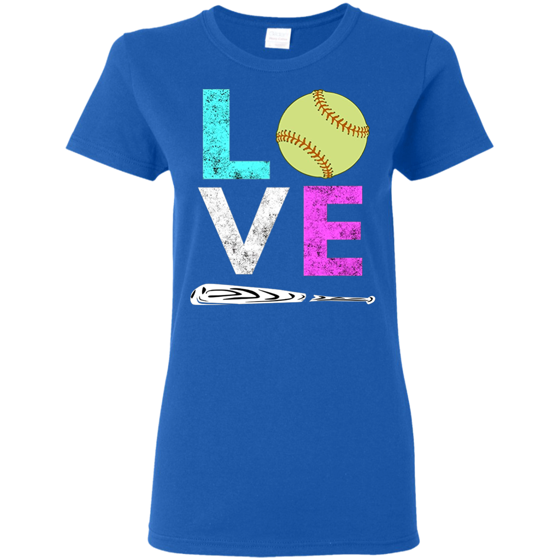 Amare Softball T-shirt kpJGNq