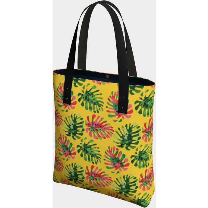 Tropical summer leaves - summerinstates
