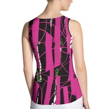 Wired Pink n' Green Tank Top - summerinstates