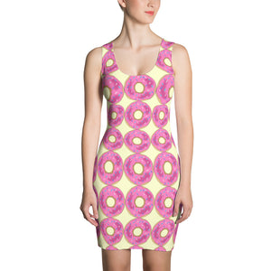 Donuts Dress - summerinstates