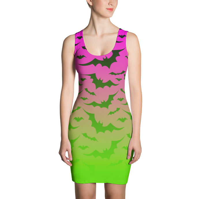 Halloween Magic Poison Witch Dress - summerinstates