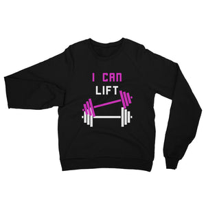 I can lift Sweatshirt - summerinstates