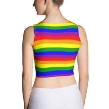 Rainbow  Crop Top - summerinstates
