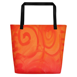 Exotic Summer Paradise Beach Bag - summerinstates