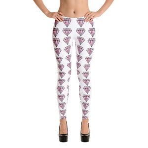 Diamonds, Leggings - summerinstates