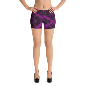 Black n' violet Shorts - summerinstates