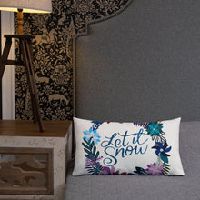 Let it snow Premium Pillow