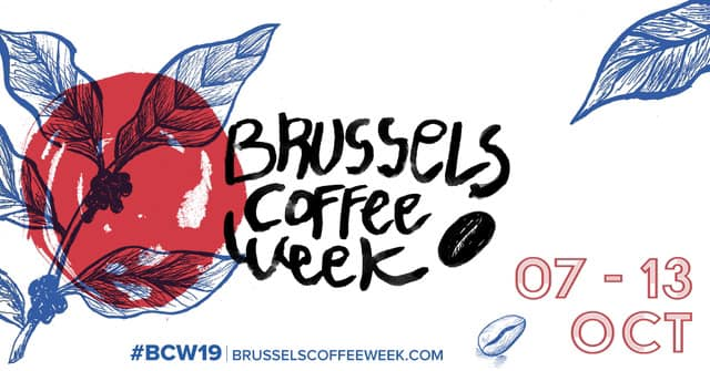 Brussels Coffee Week 2019 // The Sustainable Coffee Bar