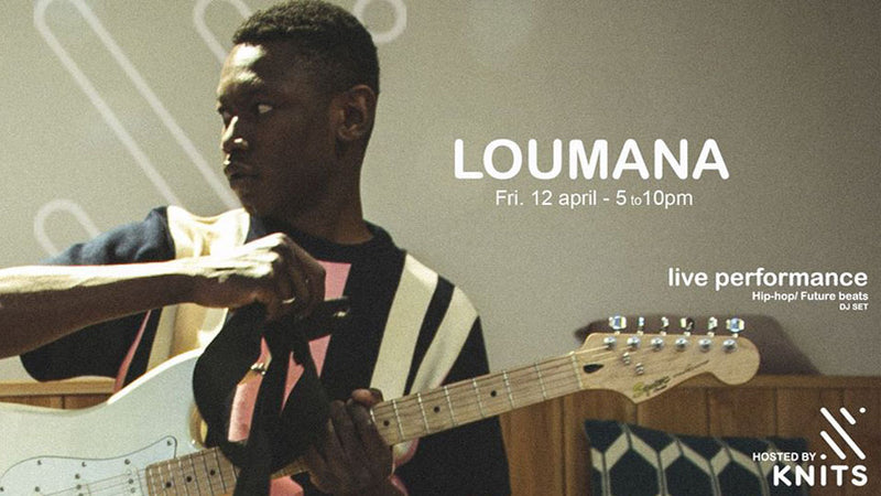 Loumana DJ Set and Live Performance