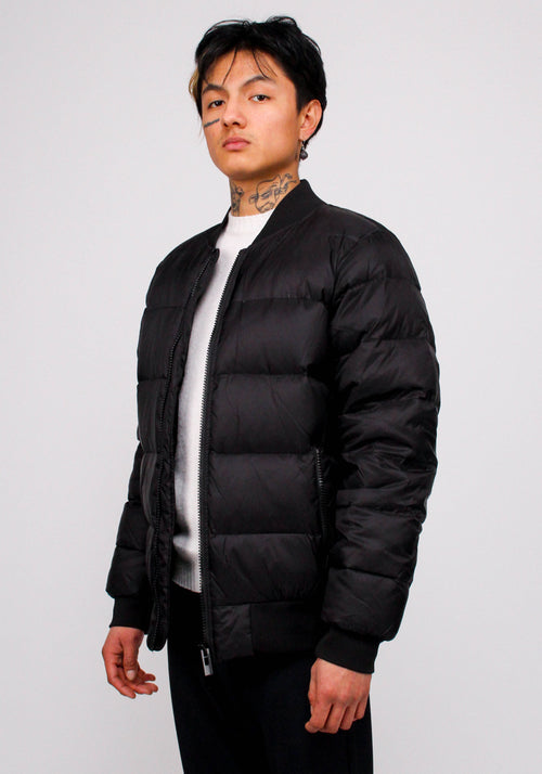 Down bomber Jacket