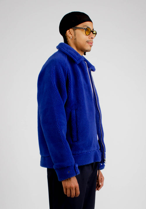Jake Sherpa Jacket