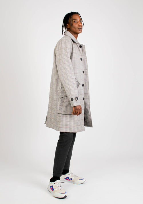 Wool Mac Jacket