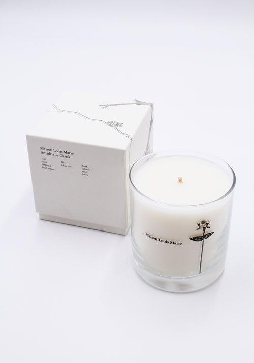 Candle - ANTIDRIS CASSIS