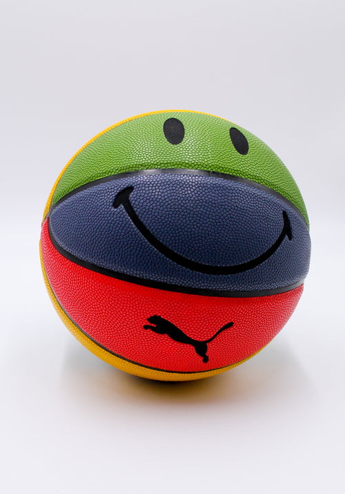 Smiley x Puma Basketball