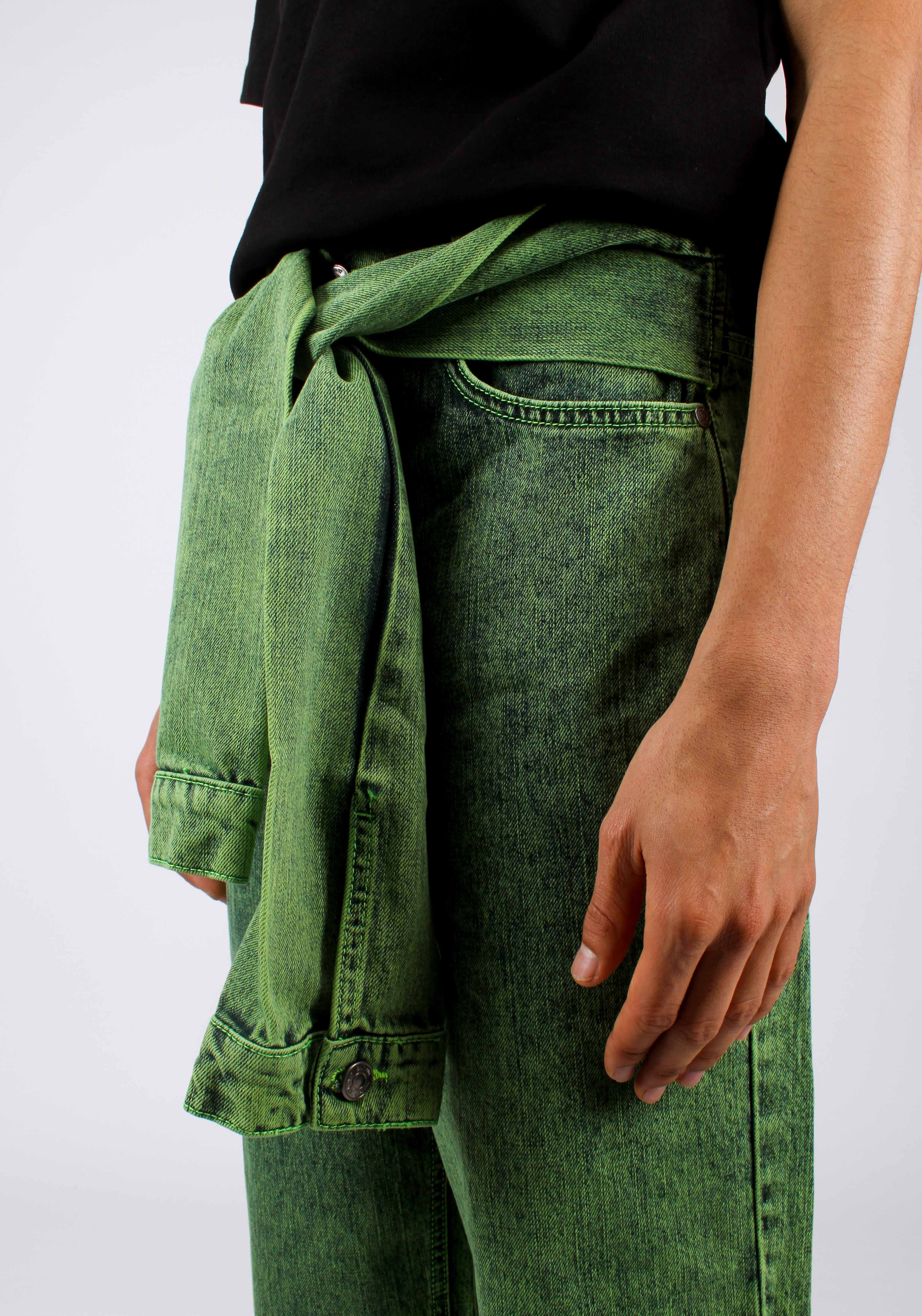 Hosni Denim Pants