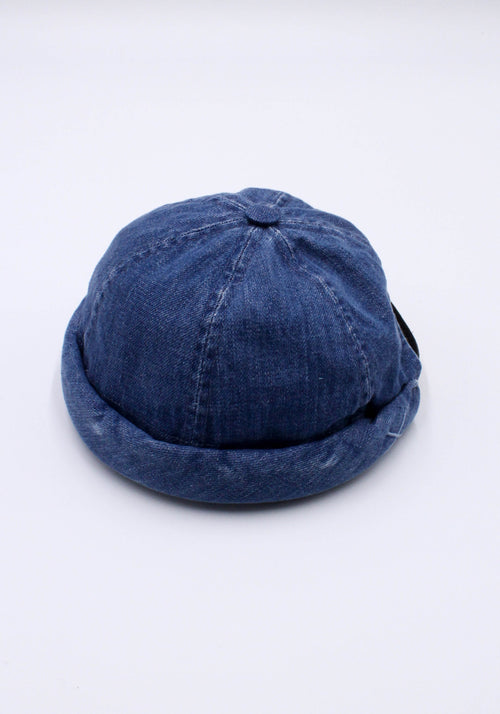 Miki 1/2 Washed cotton hat
