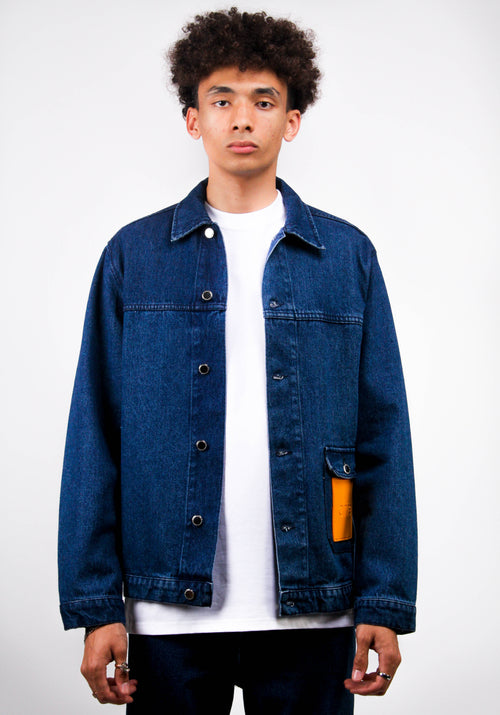 Jul Jacket Denim