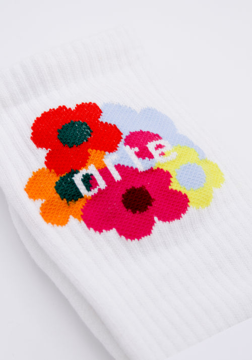 Multi Flower Socks