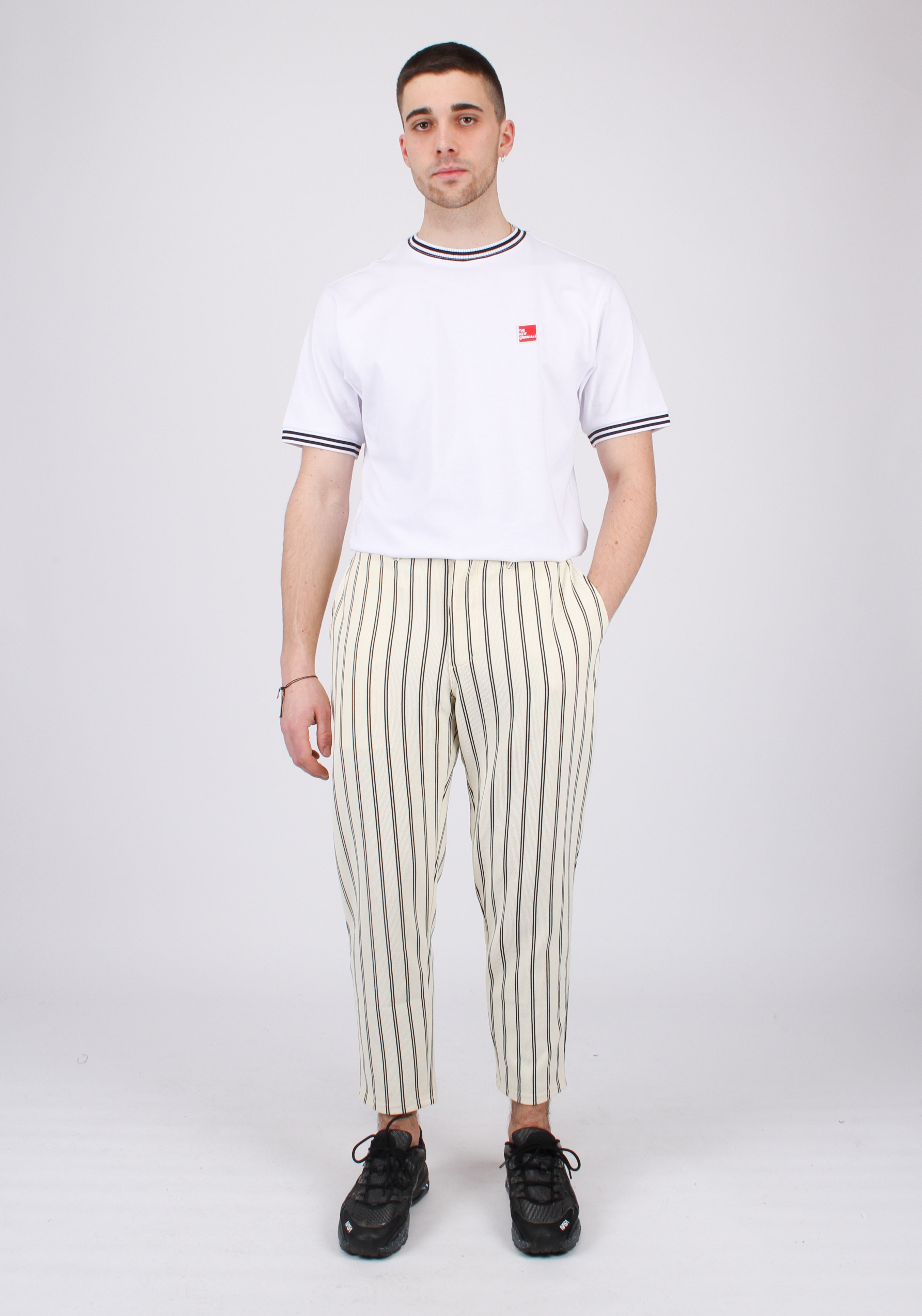 Yogi Stripes Trousers