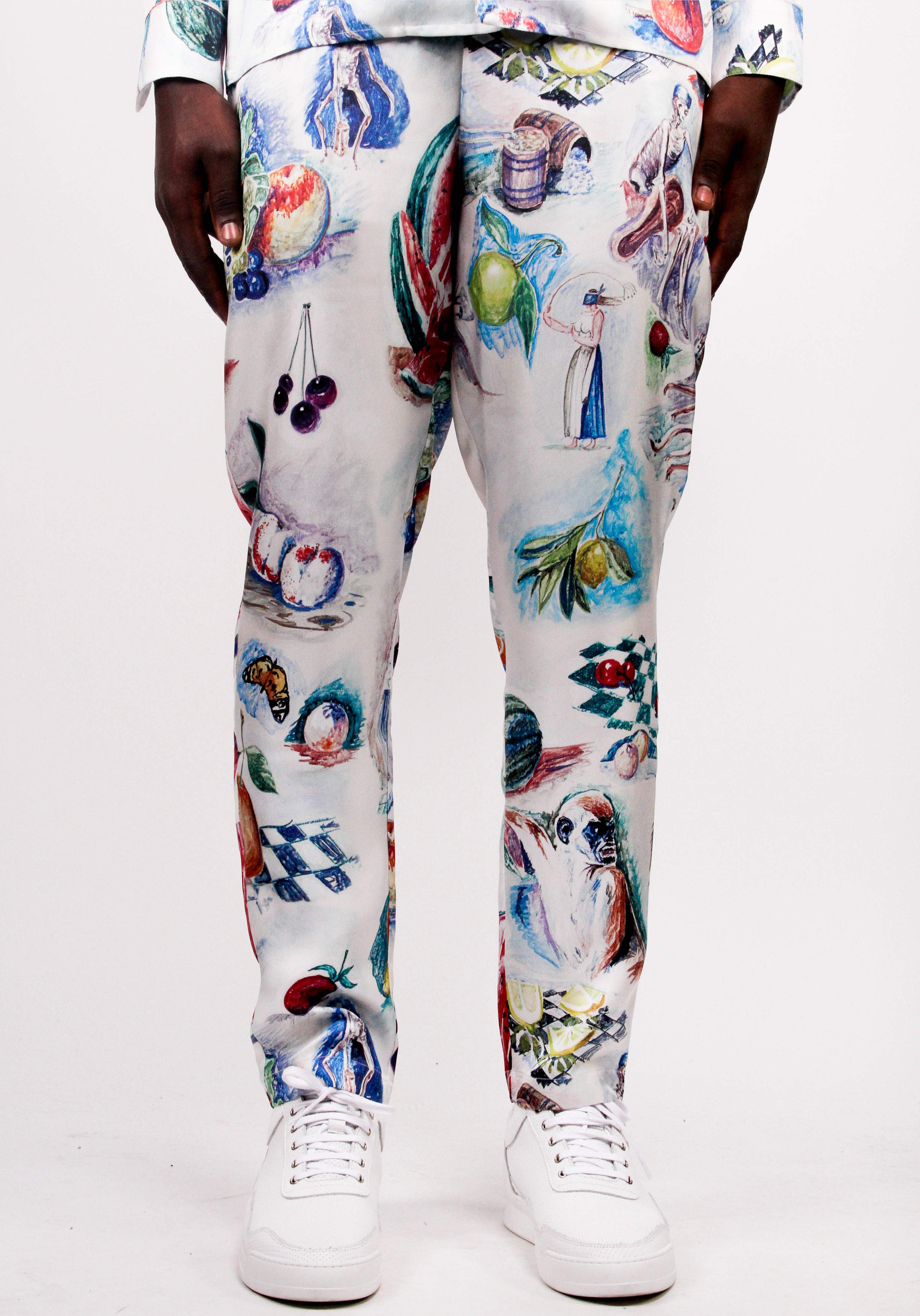 Toast Silk Pants
