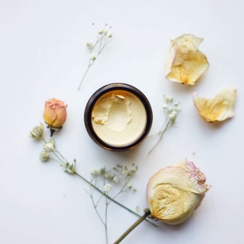 Among the Flowers - Calming Baby Balm - Bon Vivant Gift Boxes | Austin, Texas